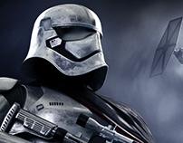 The Force Awakens - Captain Phasma