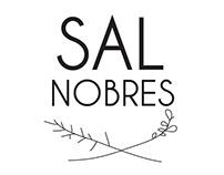 Etiqueta [Label] - Sal Nobres
