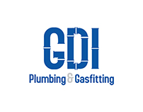 Plumbing and Gas fitting LOGO concept for sale