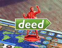 Game UX & UI case: Deed redesign