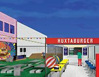 Huxta Stand