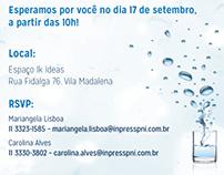 PureIt email invitation