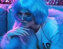 Blue | Color FASHION LOOKBOOK