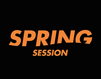 SPRING SESSION - Corporate identity