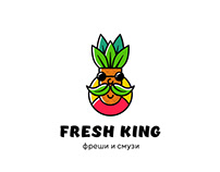 Fresh King | Logo & Identity
