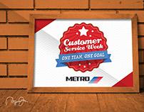 METRO 2017 Customer Service Week