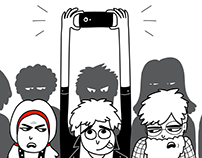 The 8 Types of People You'll See at Every Concert