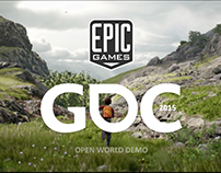 GDC 2015 Open World Demo