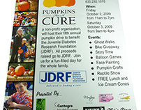Poster | Pumpkins For A Cure | Signage