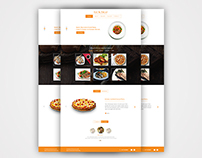Food Template | Indian Restaurant