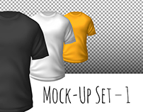Vector Mock-Up Set – 1