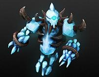 HearthStone's Ice Rager Fan Art