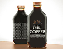 Aldeana Market (Brand identity and packaging)