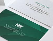 Nygaard Koncept & Kommunikation - New identity 2015