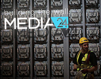 Building The wall - Media 24