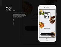 Yumy food App