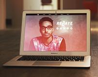 Relaye Musician Website