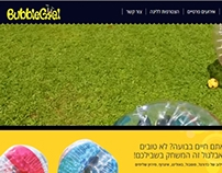 Website for Bubblegoal
