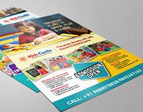 Kids Castle-Marketing Materials