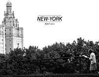 NEW-YORK août 2014