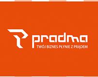 Pradma /// branding