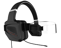 Headset + VR