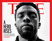 TIME Magazine February 19, 2018 Black Panther