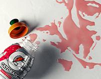 Gatorade | Spills art