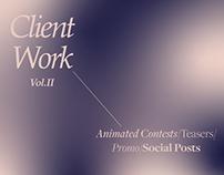Client Work Vol.2
