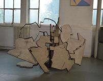 Falmouth BA(Hons) Fine Art Degree Showcase - London