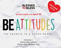 Be Attitudes Talk Series