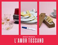 L'Amor Toscano / Personal Adv Project