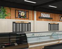 Supermarket Signage CGI - Comunicação Visual