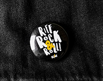 Girl Rock School Badge