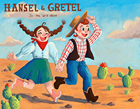Hansel and Gretel Children's Book