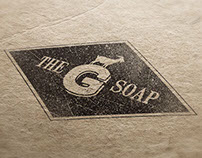 Logo design for handmade soap