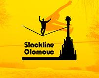 Slackline Olomouc