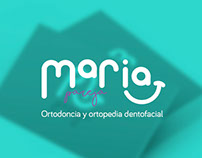 branding Maria Pareja