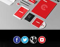 UI, Branding, Digital creative Lead project