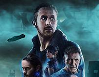 Blade Runner 2049 Posters