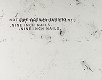 Nine Inch Nails : Not The Actual Events Vinyl EP
