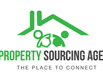 Logo design for Property sourcing agent