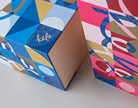 Kele Mooncake Packaging