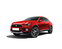 Ford Mustang SUV 2022