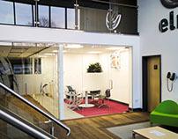 Elmdene office design Project