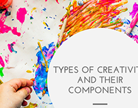 Types of Creativity and Their Components