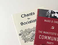 Chants for Socialists & The Communist Manifesto box set
