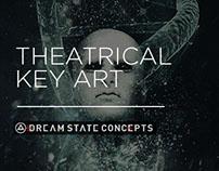 THEATRICAL KEY ART