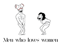 Men who loves women