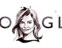 Net-a-Porter Google Doodle